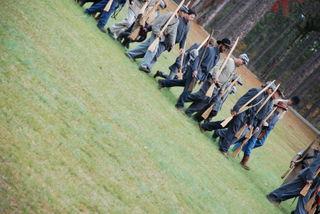 Confederate Line
