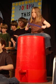 L drumming