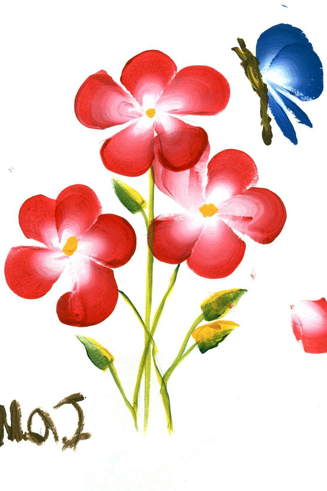 M's flowers 09