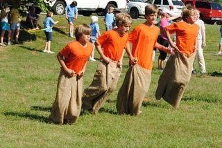 6th grade sac race start-1