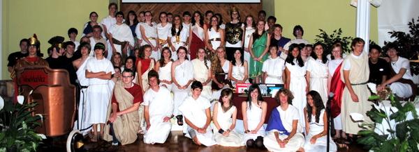 Konos Academy Roman Forum